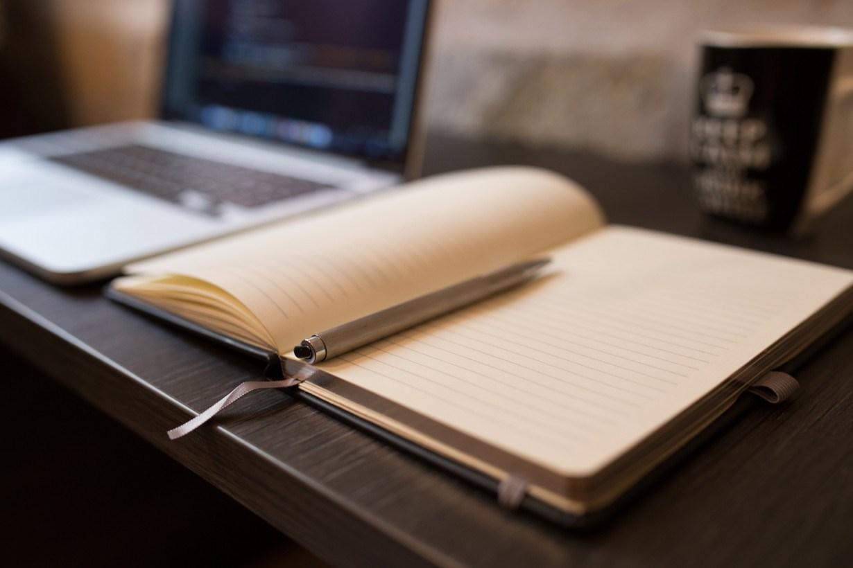 blogging/